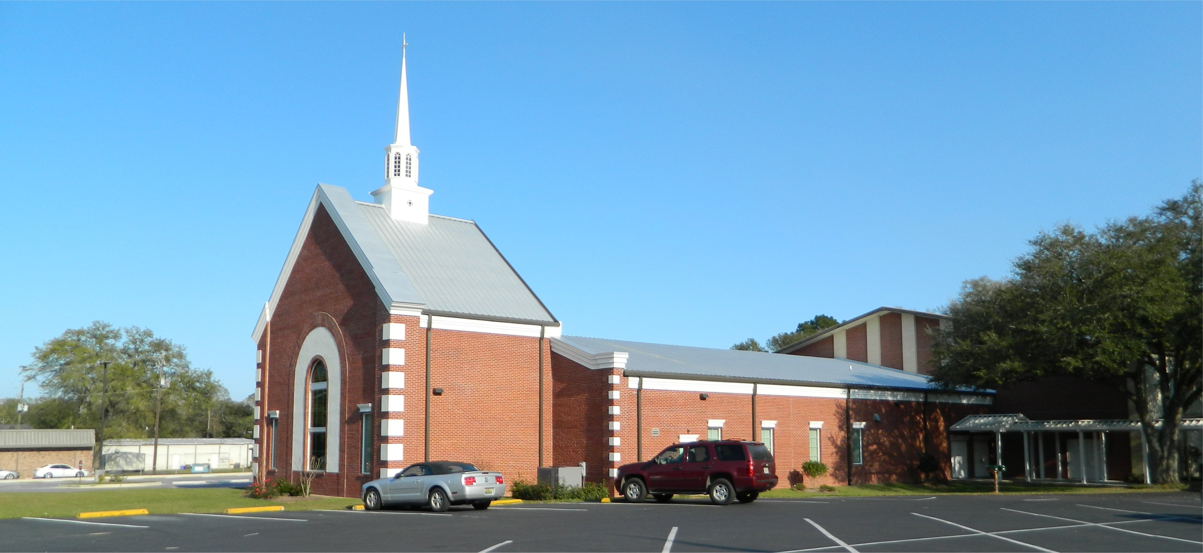 Shelton Beach Road Baptist Church