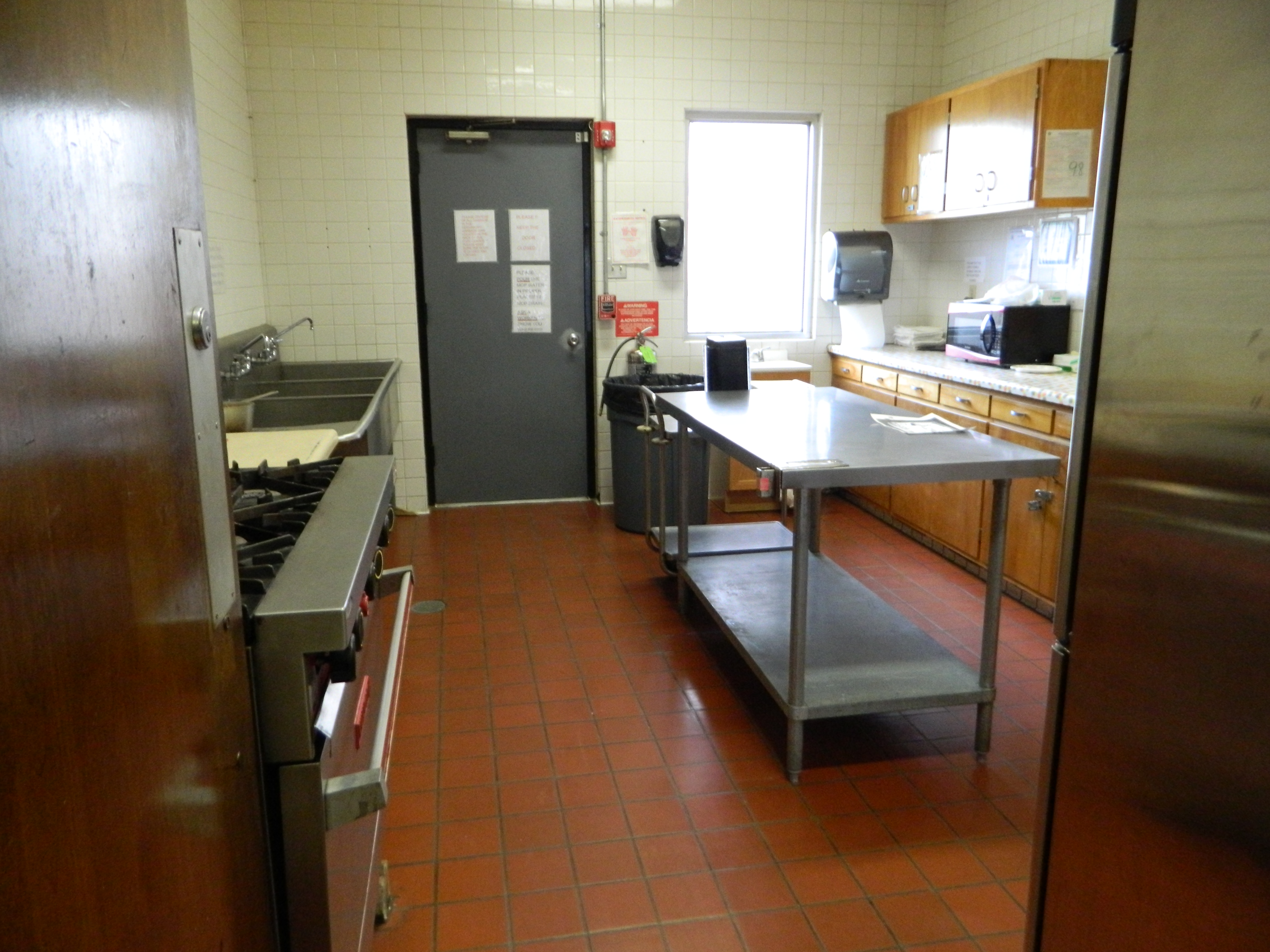 Civic Center Kitchen