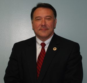 James C. West Public Safety Director